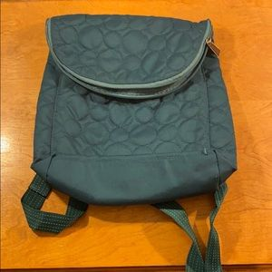 Vary You Backpack purse.